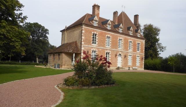 Chambres Hôtes Manoir Camusière Unverre